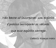 Caboclo Rompe-Mato