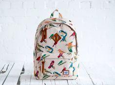 "Herschel Supply Co. 2013 Spring Bad Hills ""Bird Print"" Collection: Herschel Supply Co. Herschel Supply Co, Cute Backpacks, Herschel Heritage Backpack, Herschel Backpack, Backpack Purse, Camo Purse, Laptop Backpack, Cute Bags, Bird Prints"