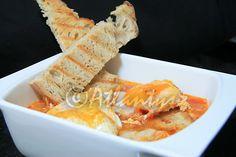 """Terapia do Tacho: Sopa de tomate à moda do Alentejo (Tomato soup """"Alentejo"""" style)"""
