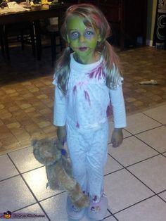 Zombie Demon Child - 2012 Halloween Costume Contest  sc 1 st  Pinterest & Zombie Baby - Halloween Costume Contest at Costume-Works.com ...