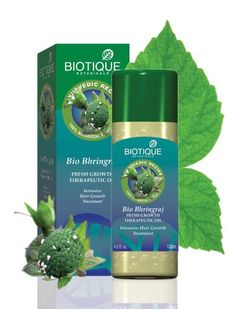 Biotique Bhringraj Fresh Growth Therapeutic Oil For Fine