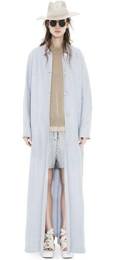Gorgeous light grey coat by Acne. Bohemian chic FOLLOW ME : c-raze.blogspot.be/ OR www.facebook.com/... #vintage #trends #crazecolumn #fashion #style #fashionblog #edge #feminine #retro #outfits