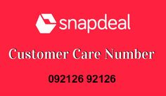 Ever wanted to contact Snapdeal Customer Care? Here You Go!!    https://trickideas.com/snapdeal-customer-care-number-toll-free/    #Snapdeal #Customer #Care #Number