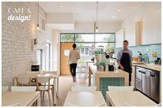 Café and design!