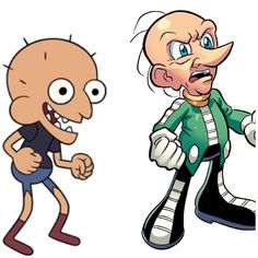 Just noticed that Sumo looks like Snively...
