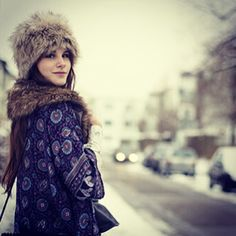 Winter Style #bohemian