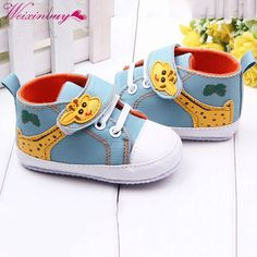 Cheap toddler shoes, Buy Quality soft sole directly from China baby first walker shoes Suppliers: Kids Baby Boys Giraffe Canvas Anti-slip Infant Soft Sole Baby First Walkers Toddler Shoes Cute Baby Shoes, Baby Boy Shoes, Toddler Shoes, Boys Shoes, Girl Toddler, Boy And Girl Cartoon, Newborn Shoes, Baby Newborn, Newborn Clothing