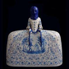 dionyssos:  Claire Partington, ceramic sculptur