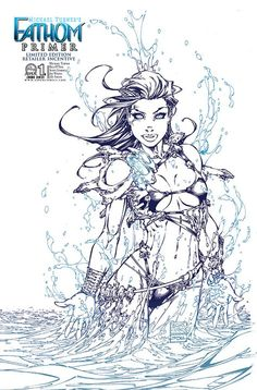 Fathom by Michael Turner