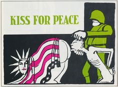 """Kiss For Peace"" 1967"