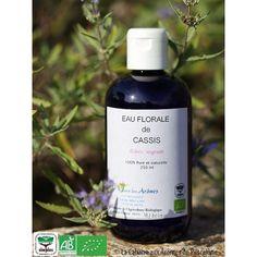 Hydrolat Cassis (Ribes nigrum) - Anti-inflammatoire il diminue les douleurs articulaires et les rhumatismes chroniques