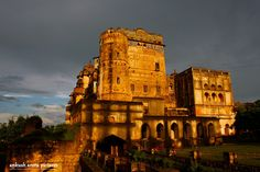Evening shot of Orccha fort. For more pictures, click https://www.facebook.com/AnkushAroraPictures