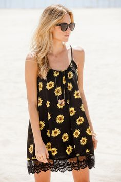 And cutest sundress ever!