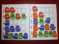simple preschool mitten math - practice number recognition & counting, patterning & even more ideas in the link