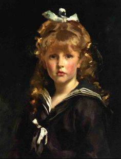 It's About Time: And a few beautiful children by John Singer Sargent 1856-1925 & Diego Velazquez 1599-1660