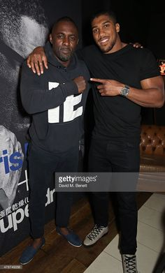 <a gi-track='captionPersonalityLinkClicked' href=/galleries/search?phrase=Idris+Elba&family=editorial&specificpeople=215443 ng-click='$event.stopPropagation()'>Idris Elba</a> (L) and <a gi-track='captionPersonalityLinkClicked' href=/galleries/search?phrase=Anthony+Joshua&family=editorial&specificpeople=8598922 ng-click='$event.stopPropagation()'>Anthony Joshua</a> attend the official <a gi-track='captionPersonalityLinkClicked'…