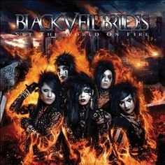 Black Veil Brides - Torch Music