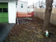 Patio Drainage Problem - Home Design Ideas and Pictures