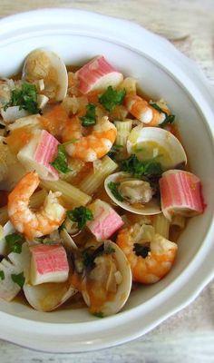 Massada de marisco | Food From Portugal