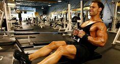 Los mejores ejercicios de espalda y bíceps (desde dentro) – Mas Fuerte que el Hierro