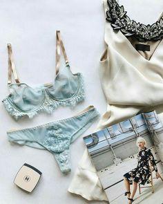 Pretty Lingerie, Beautiful Lingerie, Luxury Lingerie, Lingerie Set, Cute Underwear, Swimsuits, Swimwear, Look Fashion, Lounge Wear
