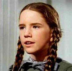 """Laura Ingalls (Melissa Gilbert) """"Unsere kleine Farm"""" (Little House on the Prairie)"""