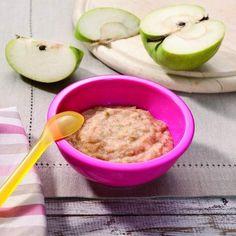 Rezept Dinkelbrei mit Apfel von Thermomix Rezeptentwicklung - Rezept der Kategorie Baby-Beikost/Breie