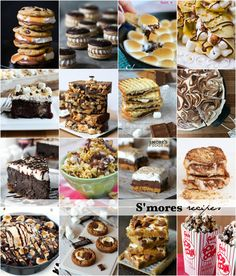 Amazing S'mores Dess
