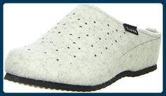 TOFEE Damen Hausschuhe weiß, Größe:42;Farbe:Weiß - Hausschuhe für frauen (*Partner-Link)