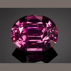 Rose Spinel (Balas Ruby), Burma, approximately 10.28 carats