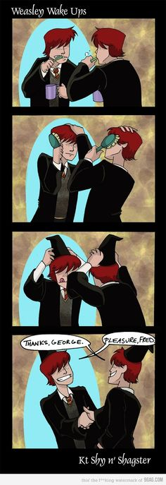 Weasley's <3 <3