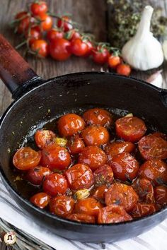 Meat Recipes, Vegetarian Recipes, Cooking Recipes, Healthy Recipes, Oven Cooking, Tomato Side Dishes, Vegetable Side Dishes, Antipasto, Food Humor