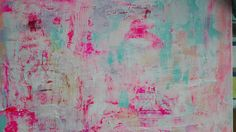 Abstract acrylic painting size 20 x 26 inch canvas by FELICISSIMO on Etsy