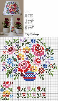 vaza cu flori 2