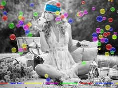 Color Splash Bubbles