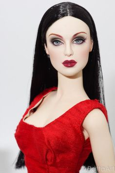 LONG #06.R01 Thai doll wig Sybarite V1 V2 The Numina new JAMIEshow Gene by Patta
