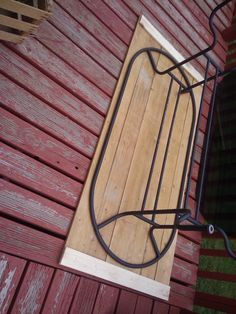 Right at Home: {$20 Patio Table Redo}. This is perfect to repair broken glass on our patio table!