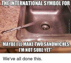 Check out this funny meme!Hilarious meme from the house of funny so true so true Funny Quotes, Funny Memes, Sarcasm Quotes, Funny Ads, Silly Memes, Funny Food, Funniest Memes, Food Humor, Mom Quotes