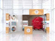 https://flic.kr/p/CpjRp9 | Exhibition stand design for St Milano | Exhibition stand design for St Milano