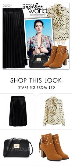 """""""One Minute In Another World"""" by oshint ❤ liked on Polyvore featuring awesome, amazing, pretty, fabulous and twinkledeals"""