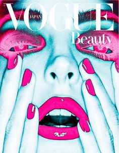 VOGUE BEAUTY - JAPAN 1