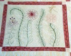 Flower Quilt Variation