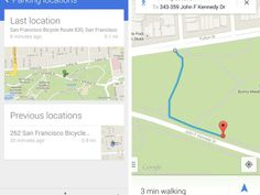 How to find your car with Google Now