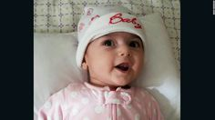 A baby from Iran now can not get into the US for her integral heart surgery. Her extended family in Oregon are trying desperately to get her into the country, but it isn't going well.