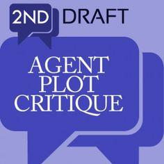 2nd Draft Critique Service: Agent Plot Critiques