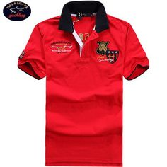 polo ralph lauren outlet online Paul & Shark Men's Sleeve UK Flag Polo Shirt… Red Polo Shirt, Polo Shirts, T Shirt, Shirt Stays, Uk Flag, Paul Shark, Mens Sleeve, Swagg, Shirts