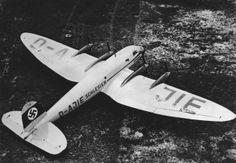 Heinkel He 116 (photo Ed Coates collection)