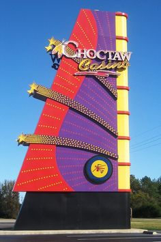 Choctaw Casino - Broken Bow - Oklahoma - www.localsgaming.com