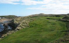 Cruden Bay Golf Club - Aulton Road  Cruden Bay Aberdeenshire, Scotland