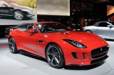 Jaguar F-Type heralds return of first new sports car for Leaping Cat in 50 years [UPDATE]